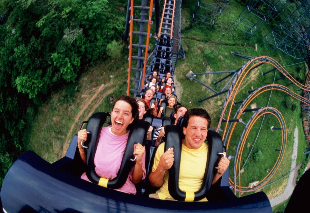Roller Coaster wallpapers HD