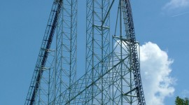 Roller Coaster Wallpaper For IPhone