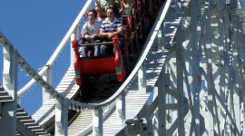 Roller Coaster Wallpaper For IPhone Download