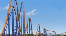 Roller Coaster Wallpaper Full HD