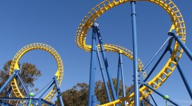Roller Coaster Wallpaper Gallery