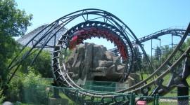 Roller Coaster Wallpaper High Definition