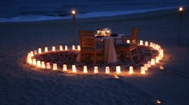 Romantic Dinner Best Wallpaper