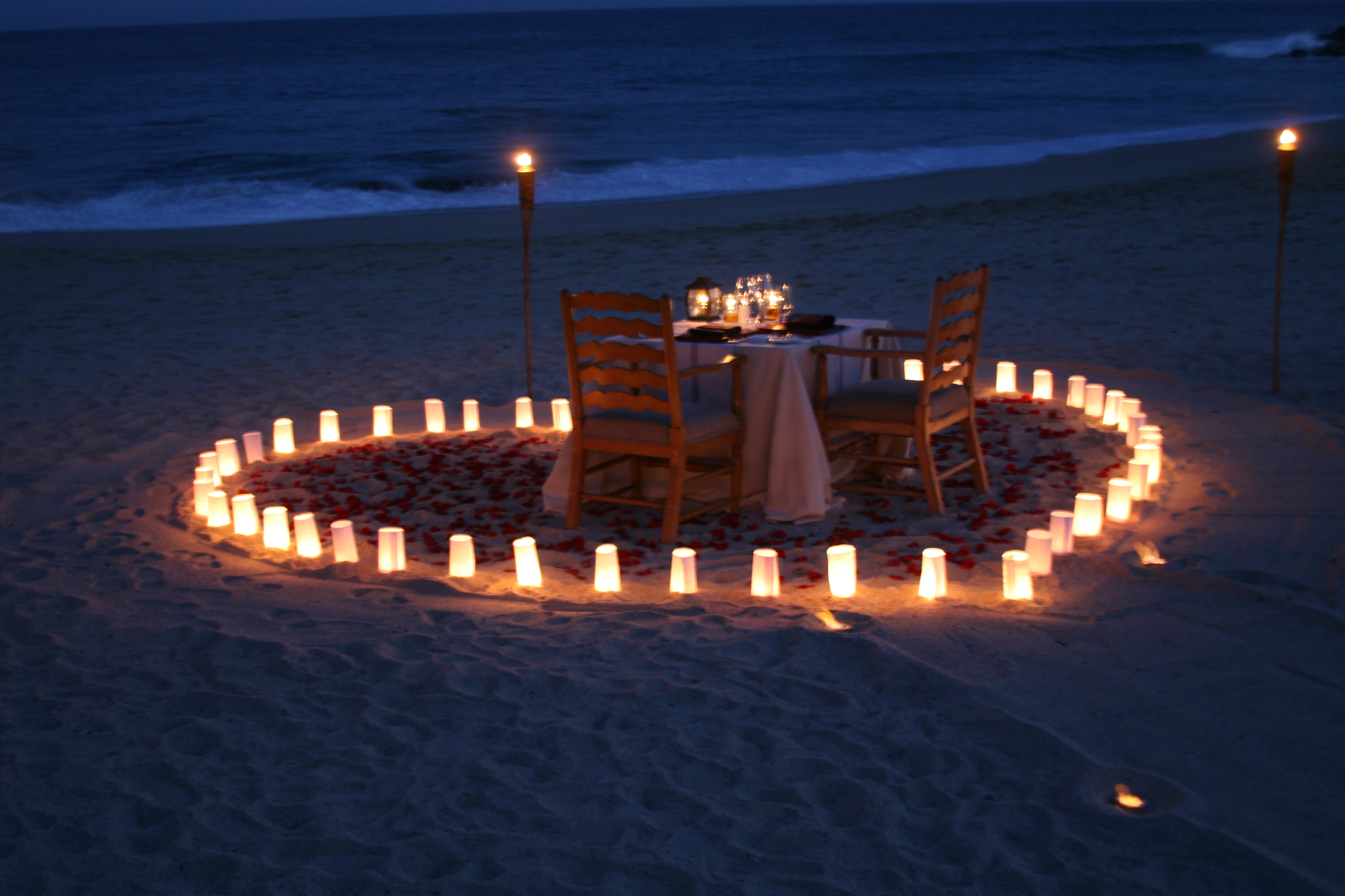 Romantic Dinner Wallpapers High Quality