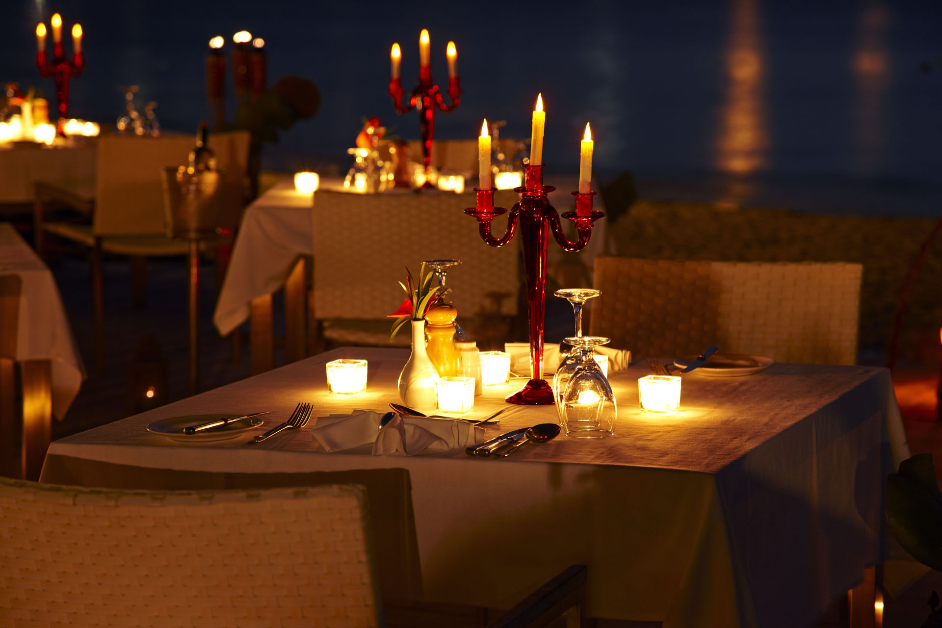 romantic dinner wallpapers high quality download free. Black Bedroom Furniture Sets. Home Design Ideas