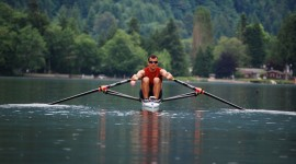 Rowing Wallpaper High Definition