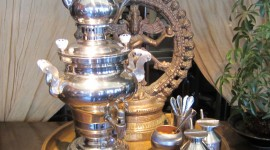 Samovar Wallpaper