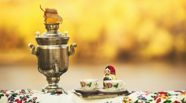 Samovar Wallpaper Free