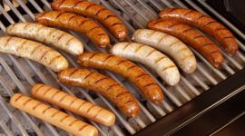Sausages Desktop Wallpaper Free