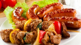 Sausages Wallpaper HD