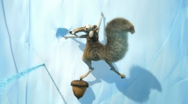 Scrat Desktop Wallpaper HD