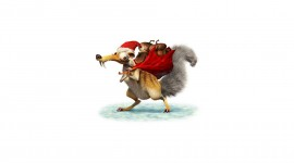 Scrat Wallpaper Background