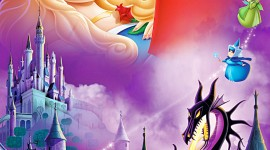 Sleeping Beauty Wallpaper For IPhone