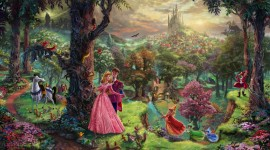 Sleeping Beauty Wallpaper Full HD