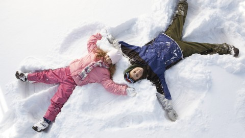 Snow Angel wallpapers high quality