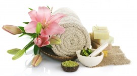 Spa Treatments Wallpaper For Desktop