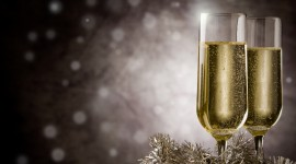 Sparkling Wines Wallpaper Background
