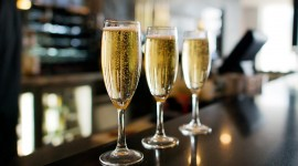 Sparkling Wines Wallpaper For PC