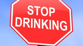 Stop Alcoholism Photo