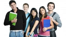 Students Wallpaper