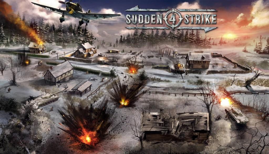 Sudden Strike 4 wallpapers HD