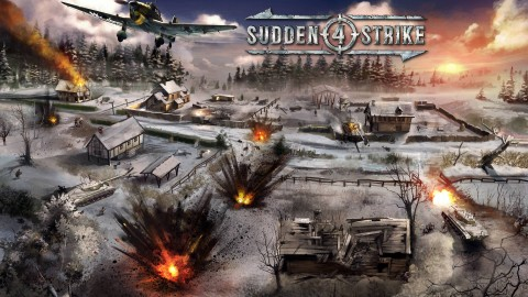 Sudden Strike 4 wallpapers high quality