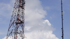 TV Tower Wallpaper Download Free