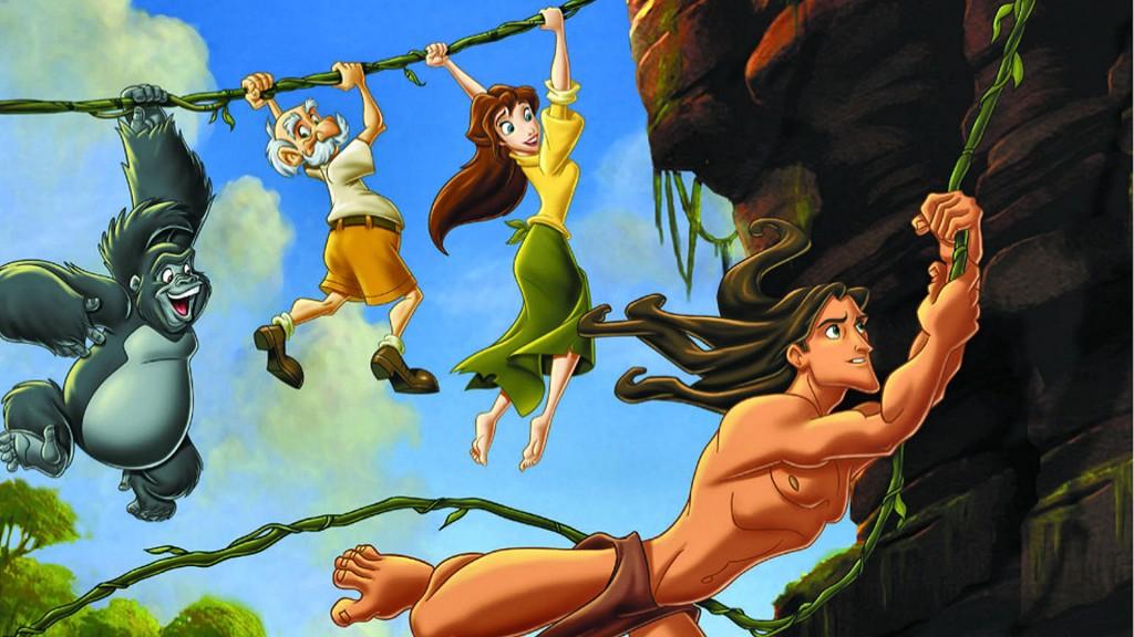 Tarzan wallpapers HD