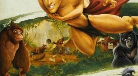 Tarzan Wallpaper For IPhone