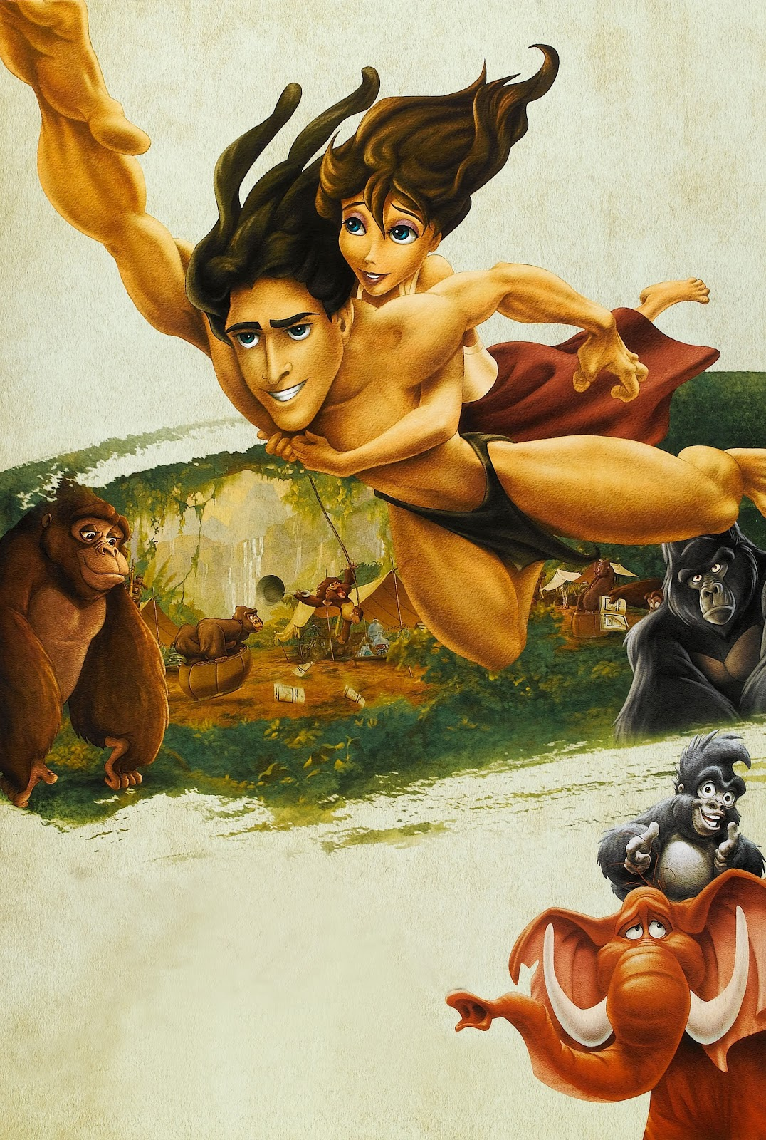 Tarzan wallpapers high quality download free - Tarzan wallpaper ...