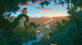 Tarzan Wallpaper HQ