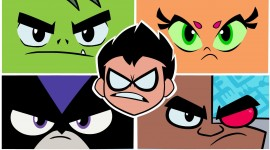 Teen Titans Go High Quality Wallpaper