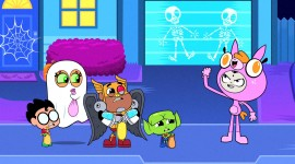 Teen Titans Go Wallpaper
