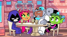 Teen Titans Go Wallpaper Download