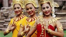 Thai Dance Best Wallpaper