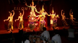 Thai Dance High Quality Wallpaper