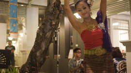 Thai Dance Wallpaper