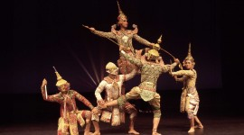 Thai Dance Wallpaper Download