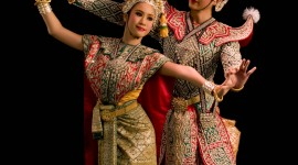 Thai Dance Wallpaper Download Free