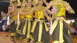 Thai Dance Wallpaper For IPhone Download