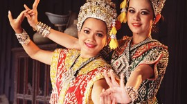 Thai Dance Wallpaper Free