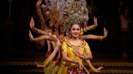 Thai Dance Wallpaper Full HD