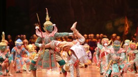 Thai Dance Wallpaper Gallery