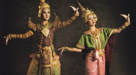 Thai Dance Wallpaper High Definition