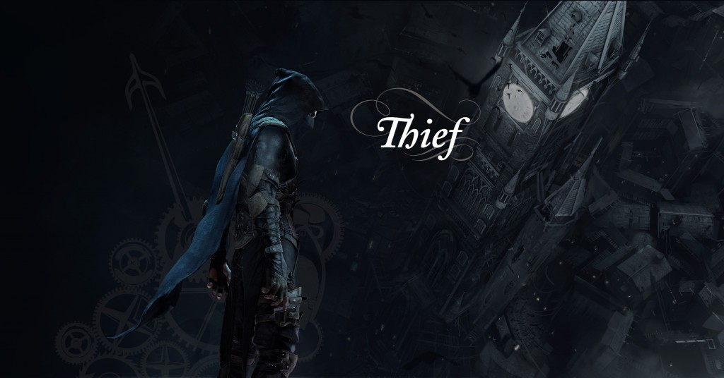 Thief wallpapers HD