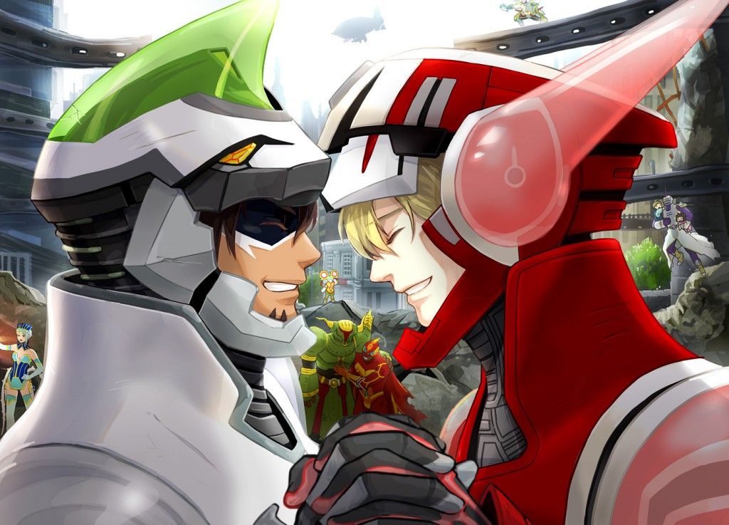 Tiger & Bunny wallpapers HD