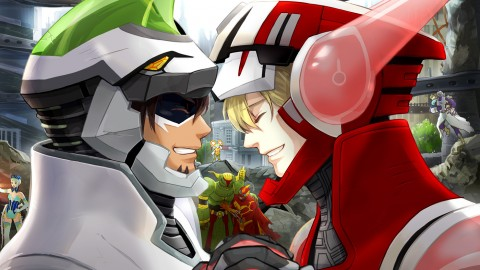 Tiger & Bunny wallpapers high quality