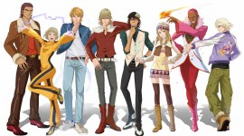 Tiger & Bunny Image Download