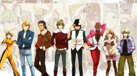 Tiger & Bunny Wallpaper Full HD