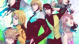Tiger & Bunny Wallpaper Gallery